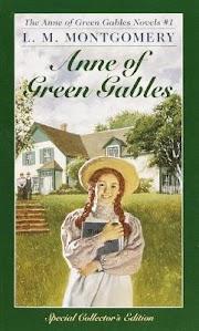 #20 - Anne et la maison aux pignons verts par Lucy Maud Montgomery