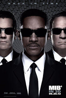Men in Black 3 (2012) Hindi Dual Audio BluRay   720p   480p