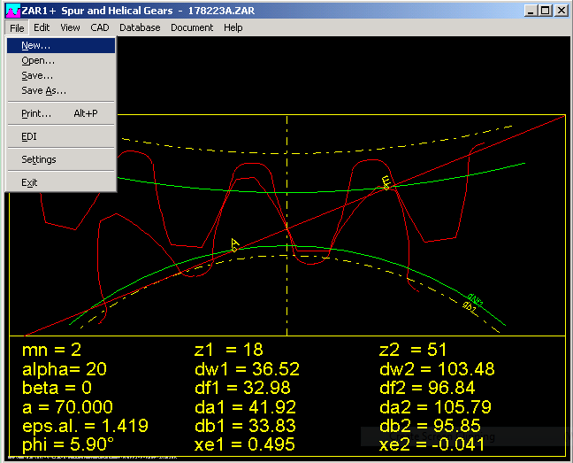 Popular CNC DIY: Spur and Helical Gear Design Software
