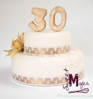 Significado de aniversario de bodas 30 años
