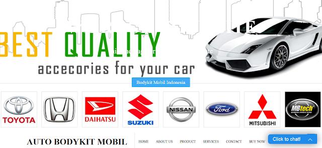 Bodykit Mobil Murah-Bodykit Mobil Indonesia