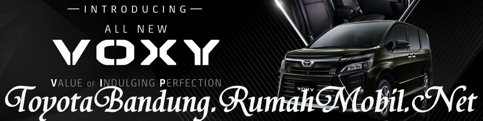 Toyota Voxy Bandung