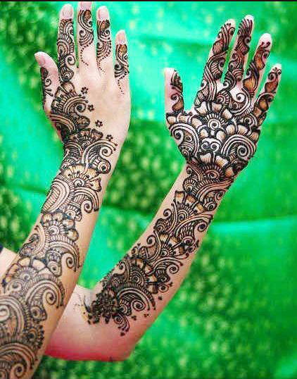 Hands Fancy Mehendi Easy Picturesque Www Picturesboss Com