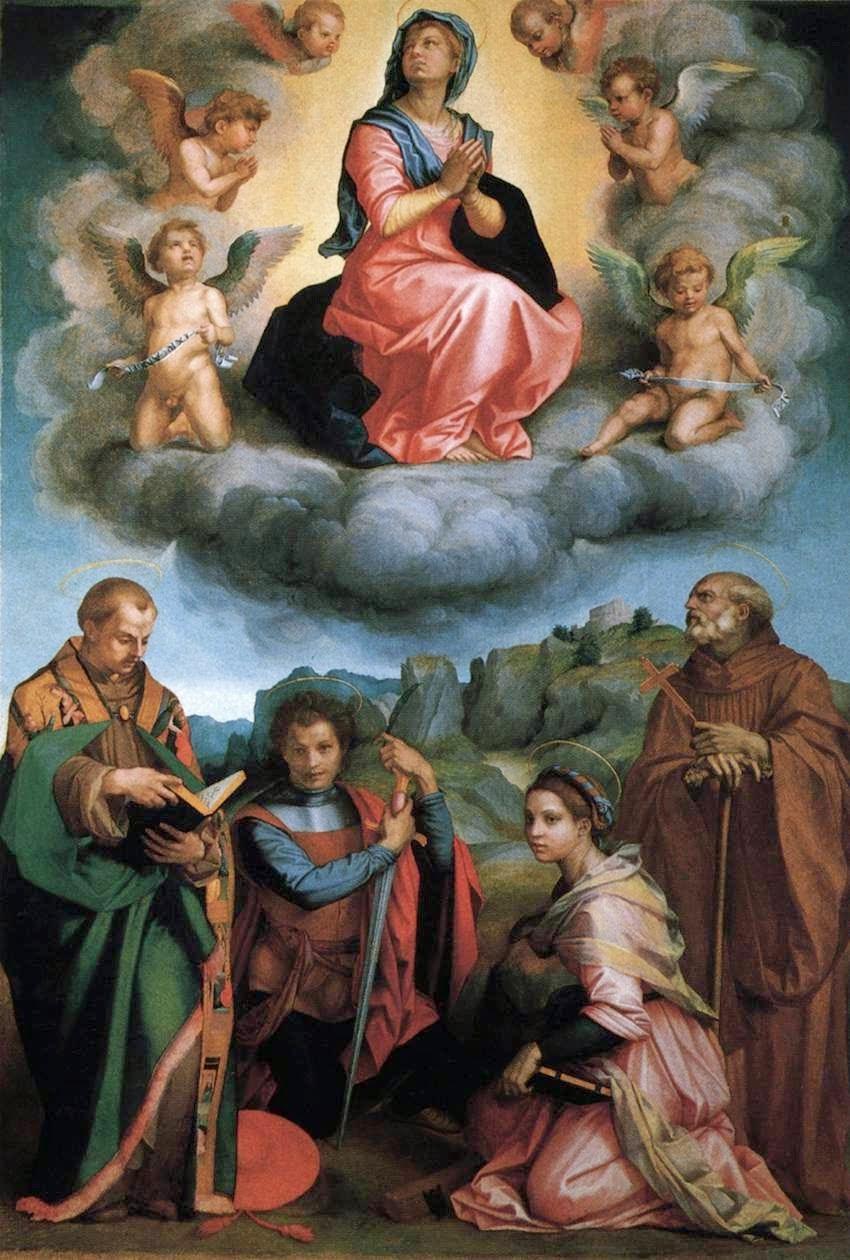 Italian High Renaissance painter - Andrea del Sarto