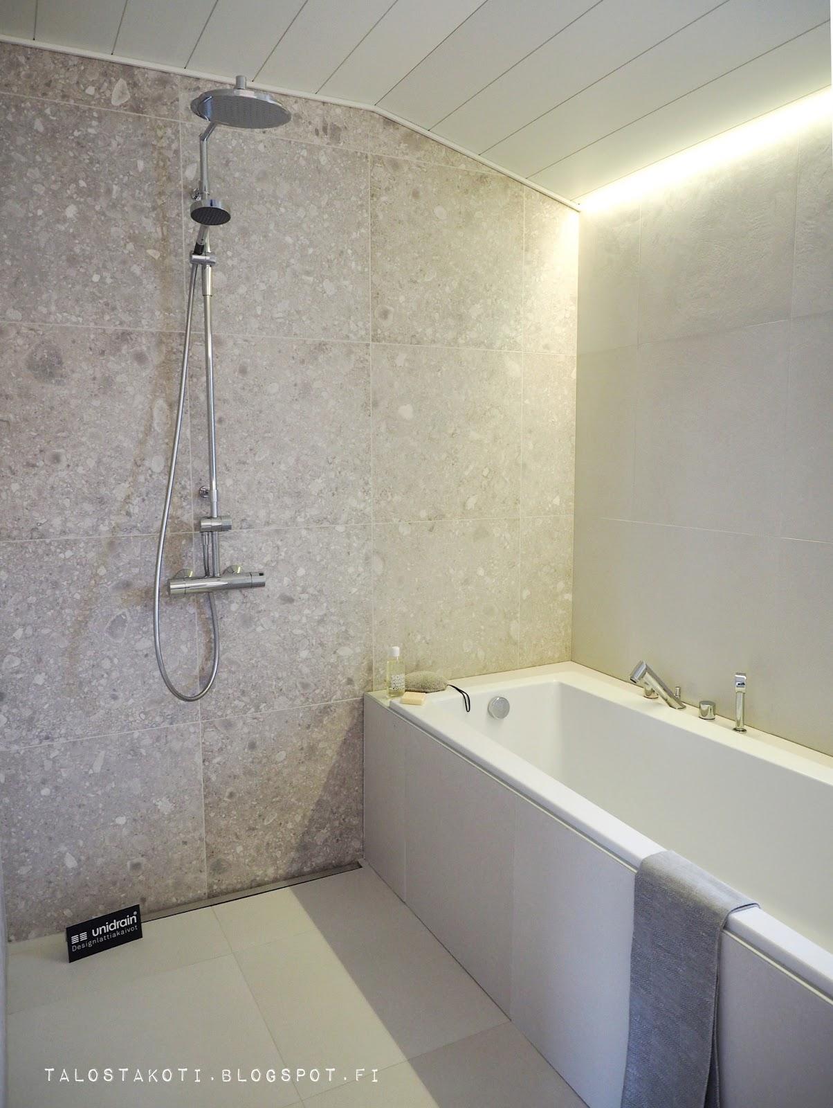 Seinäjoen asuntomessut Honka Markki kylpyhuone