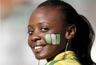Olympic Games Rio 2016: sexy hot girls, fans, athletes, beautiful woman supporter of the world. Pretty amateur girls, pics and photos. Brazil 2016. Nigeria nigerianas africanas
