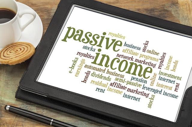 How to Make Passive Income: A List of Ideas   via  www.productreviewmom.com