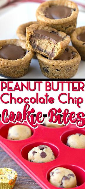 Chocolate Chip Cookie Bites