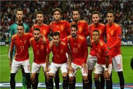 موعد مباراة اسبانيا والنرويج ضمن  التصفيات المؤهلة ليورو 2020 والقنوات الناقلة