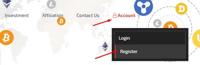Регистрация в Alfa-fxCorp