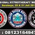 Two Days Professional Hypnotherapy Workshop, Surabaya 20 & 21 Juli 2014