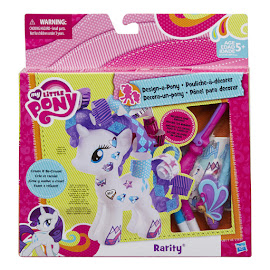 MLP Wave 6 Design-a-Pony Kit Rarity Hasbro POP Pony
