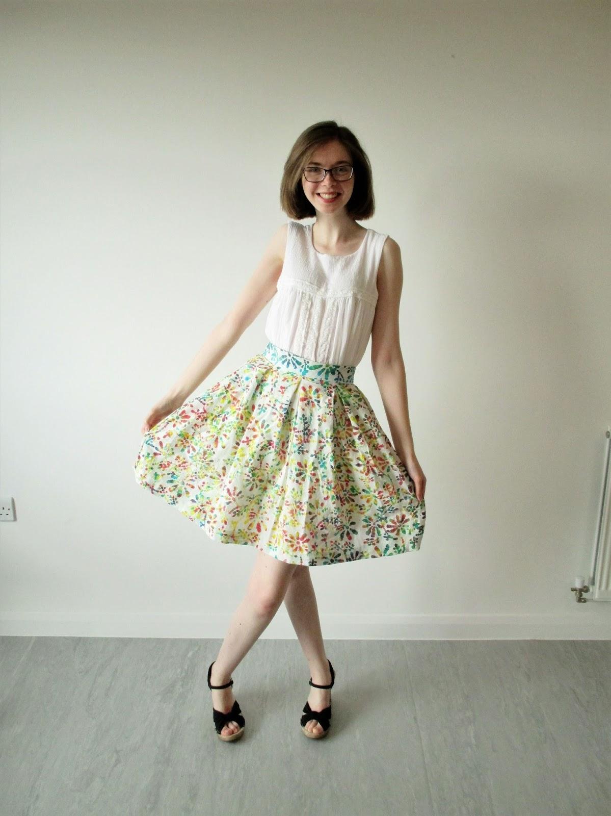 Blog blouse down find upskirt