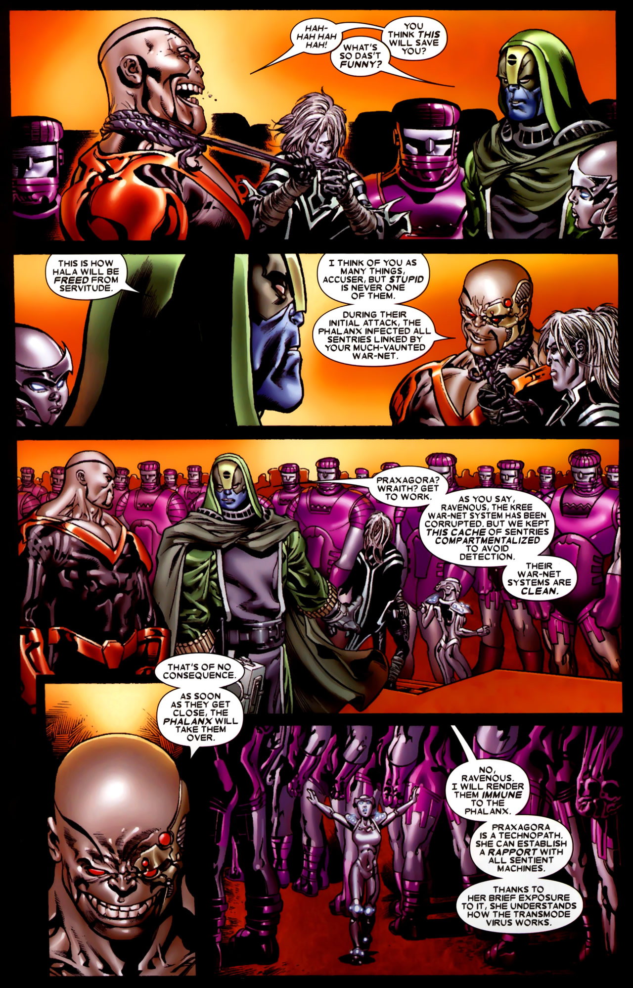Read online Annihilation: Conquest comic -  Issue #4 - 15