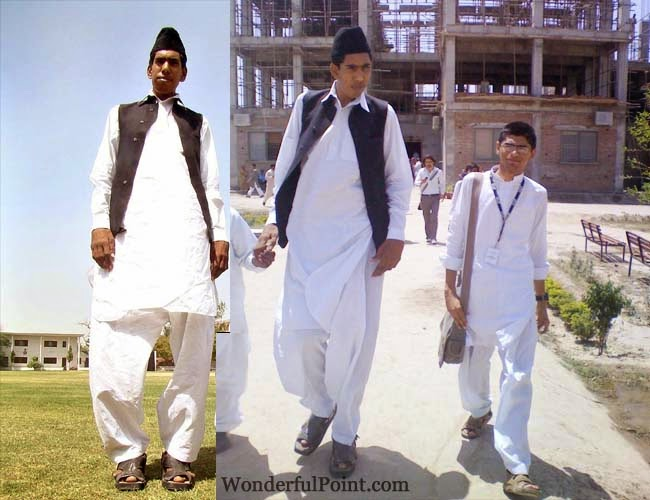 8 tallest pakistanis and their world records