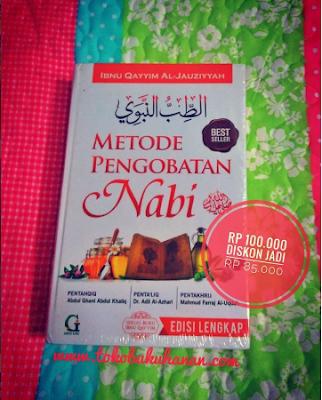 buku metode pengobatan nabi karya ibnu qayyim al jauziyyah