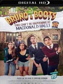 Bruno e Boots – Antes Juntos do que Mal Acompanhados 2018 Torrent Download – WEB-DL 720p e 1080p Dublado / Dual Áudio