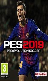 Pro Evolution Soccer 2019 v1 02 00 + Data Pack 2 00 + All