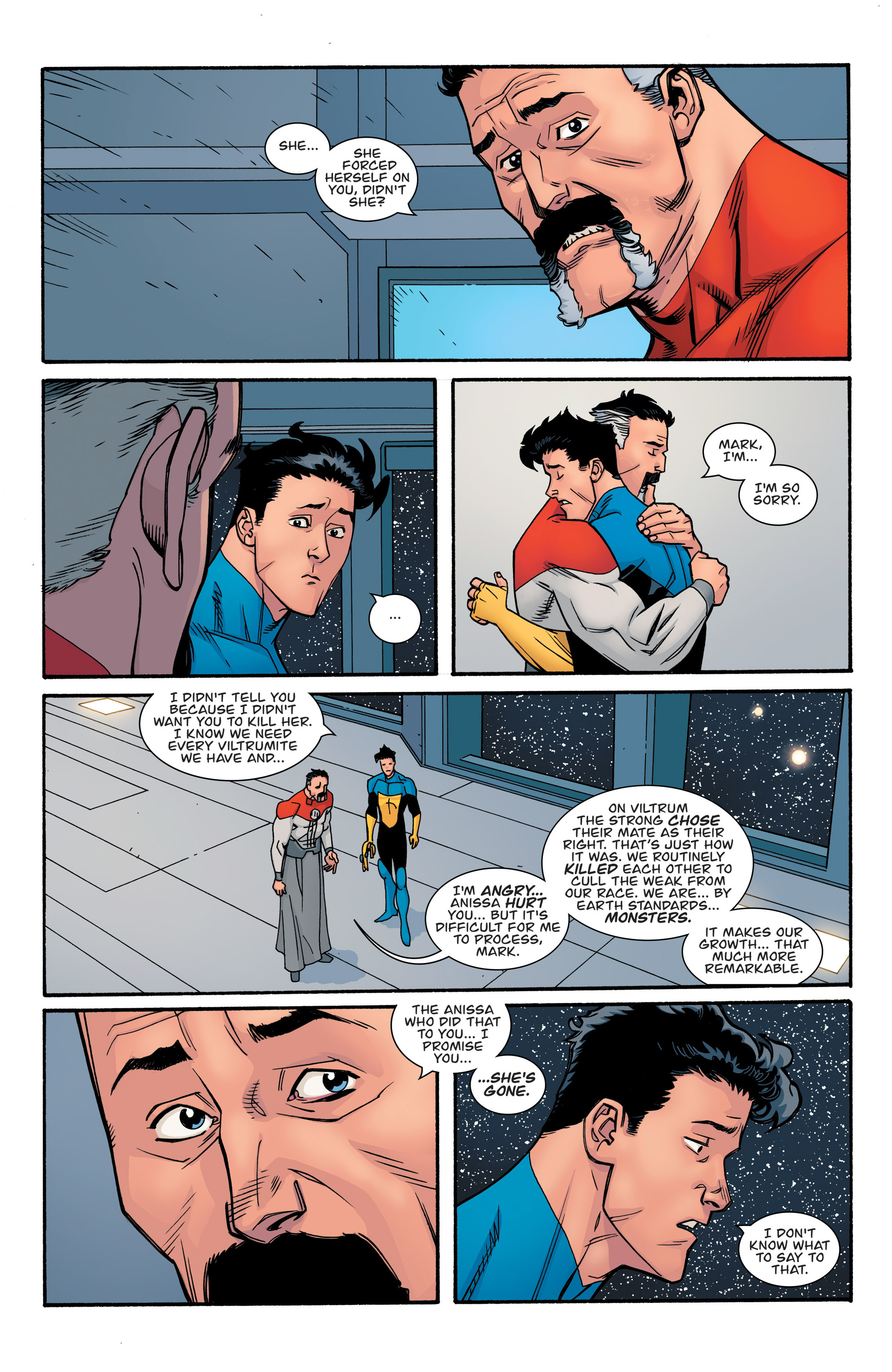 Read online Invincible comic -  Issue #137 - 11