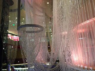 Chandelier Bar in Vegas