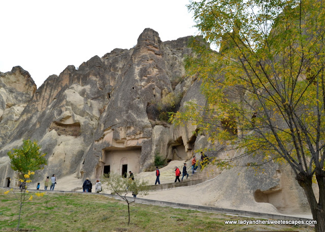 top tourist attraction in Cappadocia