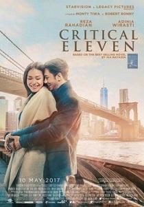 Sinopsis Film CRITICAL ELEVEN (2017)