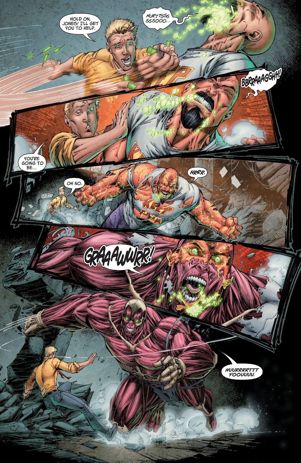 Read online The Flash (2011) comic -  Issue # _TPB 6 (Part 2) - 7