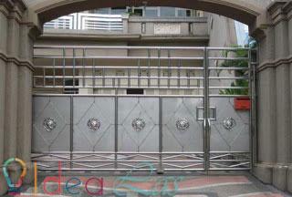 Pagar Stainless Steel  IDEA STEEL