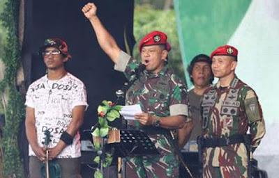Luar Biasa... Panglima TNI Puji Partai Islam Ini