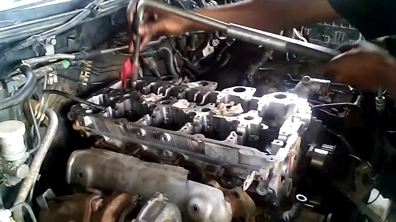 tambah pengetahuan: laporan prakerin overhaul cylinder head