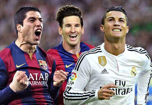 Apa! Suarez Kalahkan Messi dan Ronaldo di La Liga Dalam Hal Ini