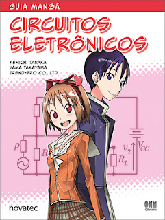Livro Guia Mangá Circuitos Eletrônicos