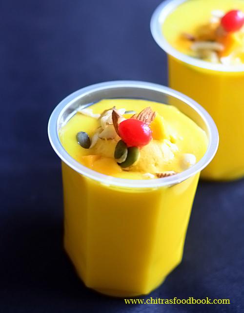 mango mastani pune style