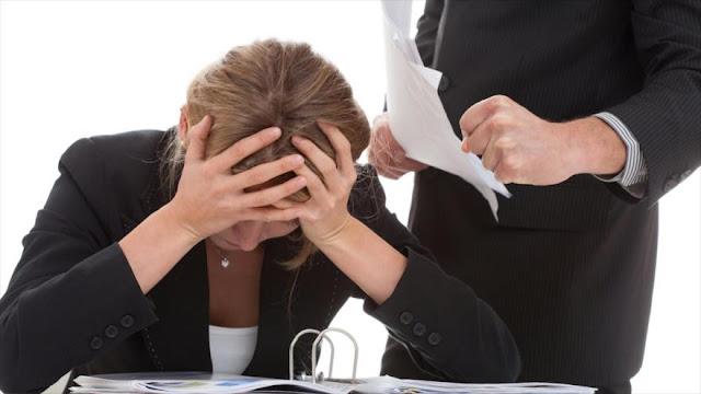 Estrés en el trabajo aumenta el riesgo de diabetes tipo 2