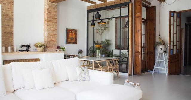 Una pizca de hogar la reforma de un piso antiguo en el for Reformas de pisos antiguos