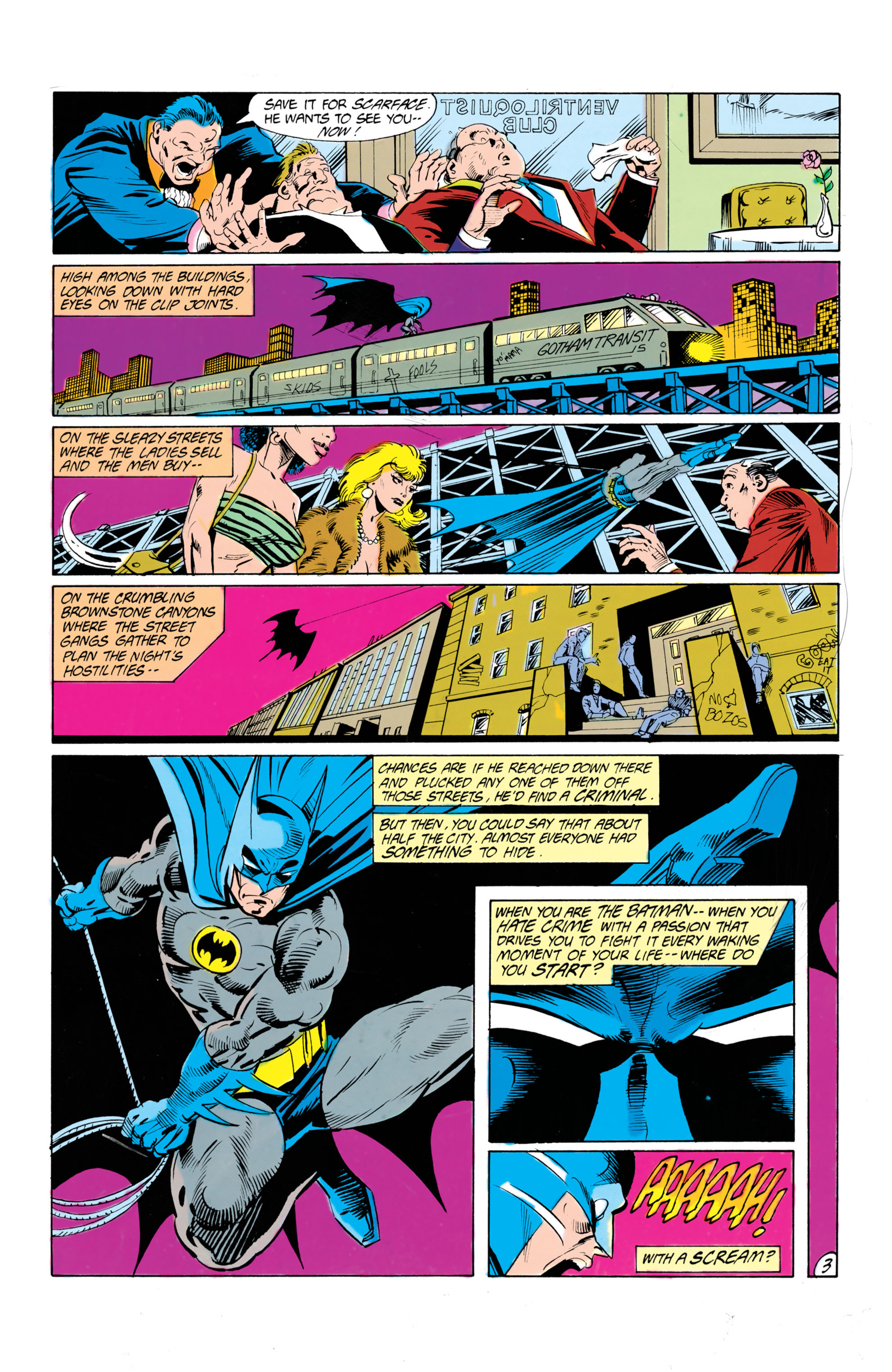 Detective Comics (1937) 583 Page 3
