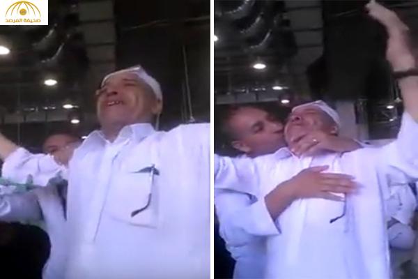 بالفيديو: الشرطة السعودية تقبض على مصري ادعى استعادة بصره بالصلاة في الحرم
