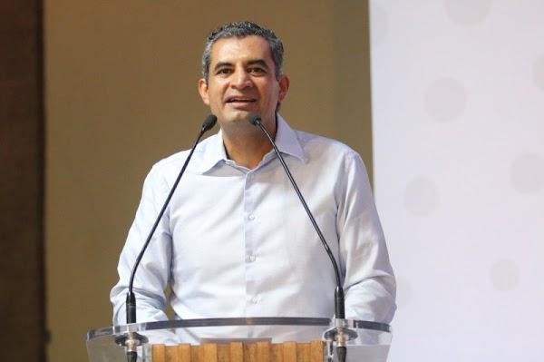 El PRI va a ganar la presidencia en 2018, el pueblo confía en nosotros: Ochoa Reza