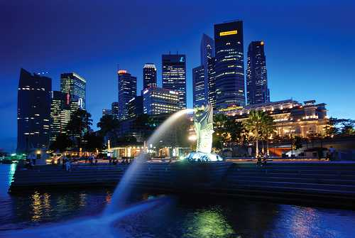 travel and tourism tourist attractions in singapore popular