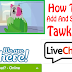 How To Add And Setup Free Tawk.to Live Chat App In Your Website