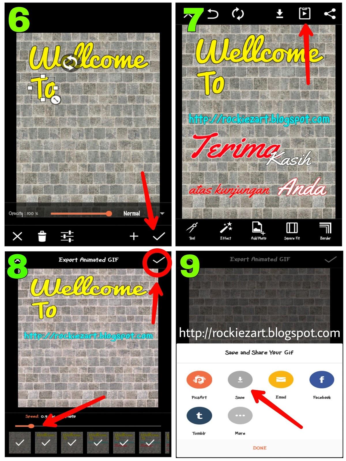 Cara Edit Membuat Foto Keren Di HP Android Bergaya Photoshop