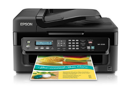 Download Epson WorkForce WF-2530 Drivers