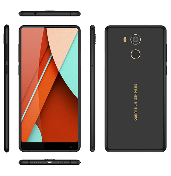 Bluboo D5 pro Full specifications and price