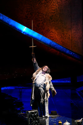 Wagner: Die Walküre - Stuart Skelton - The Royal Opera ©2018 ROH. Photograph by Bill Cooper