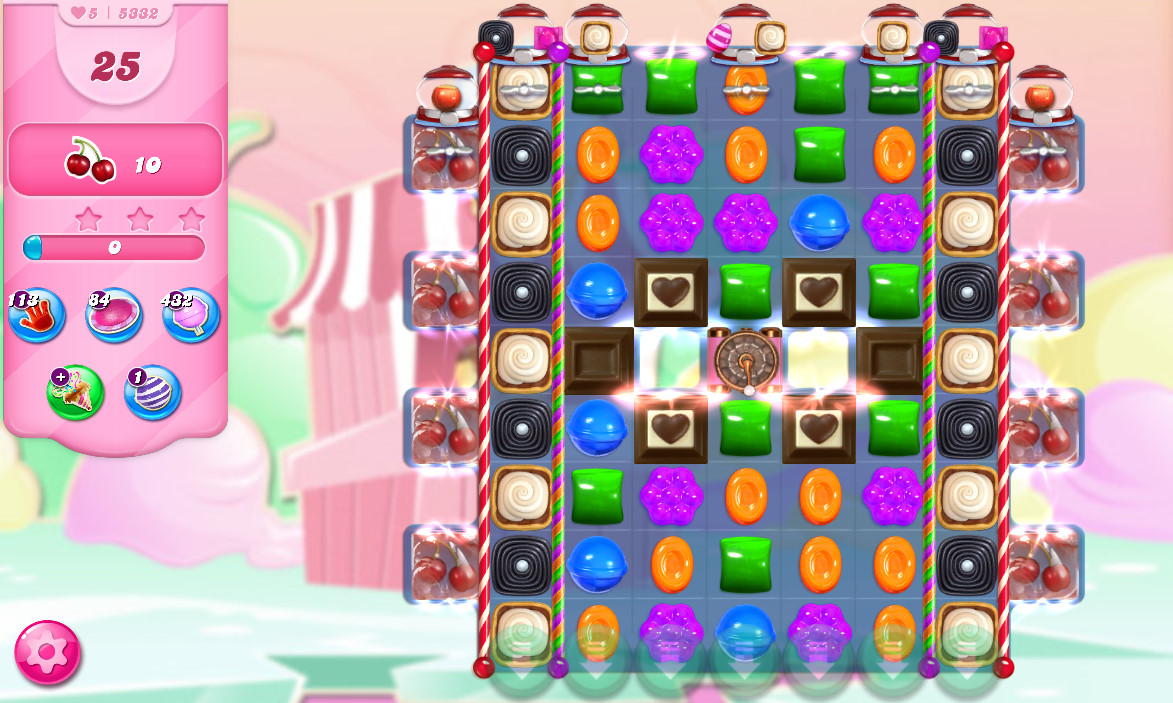 Candy Crush Saga level 5272