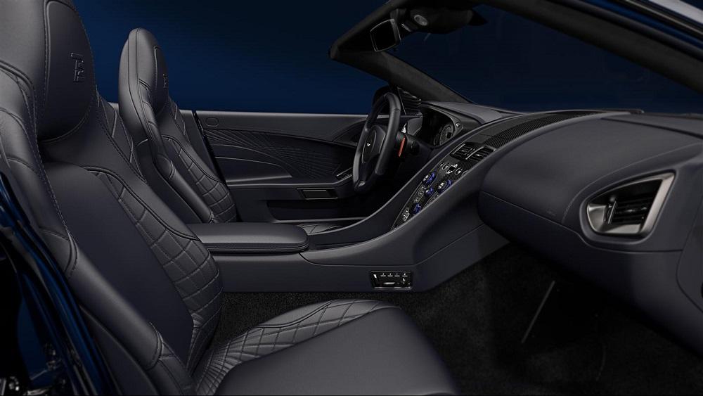 Aston Martin Vanquish S Volante Tom Brady Signature Edition