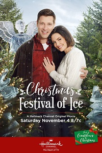 Poster Christmas Festival of Ice