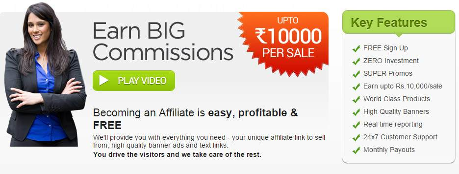Make-money-bigrock-affiliate-program-review