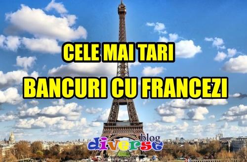 Cele mai bune bancuri cu francezi