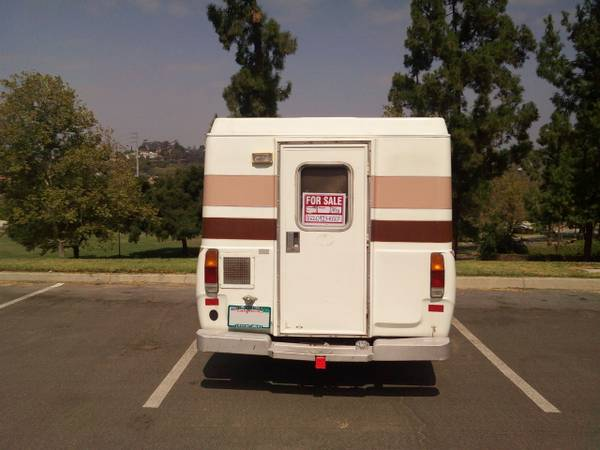 Used RVs Toyota Chinook RV 1976 For Sale by Owner